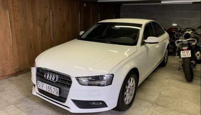 Cần bán gấp Audi A4 2014, màu trắng, xe nhập xe gia đình, 880 triệu