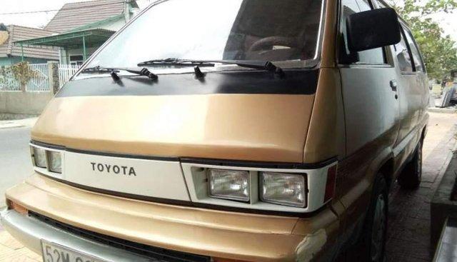 Cần bán xe Toyota Vista năm 1993, màu vàng, xe nhập
