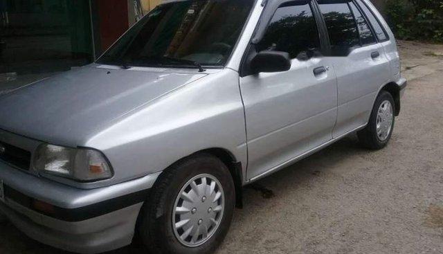 Bán Kia CD5 2004, màu bạc, nhập khẩu