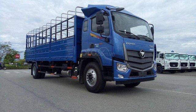 Bán Thaco Auman C160 E4 2018 – tải trọng 9.1 tấn - hỗ trợ trả góp – giá tốt liên hệ 0938 809 382
