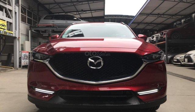 Bán Mazda CX5 2019 đủ màu - Giao xe ngay - Trả góp 80% - Hỗ trợ chứng minh tài chính - Khuyến mại cực lớn