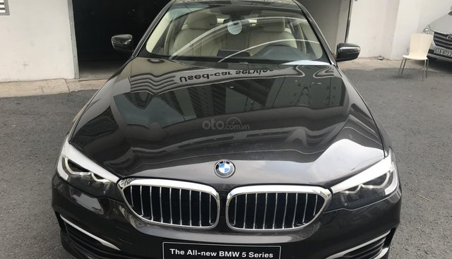BMW 520i Sedan G30 All New 2019