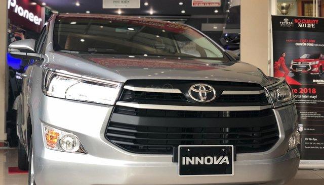Toyota Hùng Vương- Innova 2.0 E, giá đặc biệt tháng 5, giảm tiền, phụ kiện, bảo hiểm, LH 0933.433.729