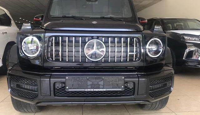 Bán Mercedes-Benz G63 Edition One 2019, đang có xe giao ngay màu đen, nhập mới 100%