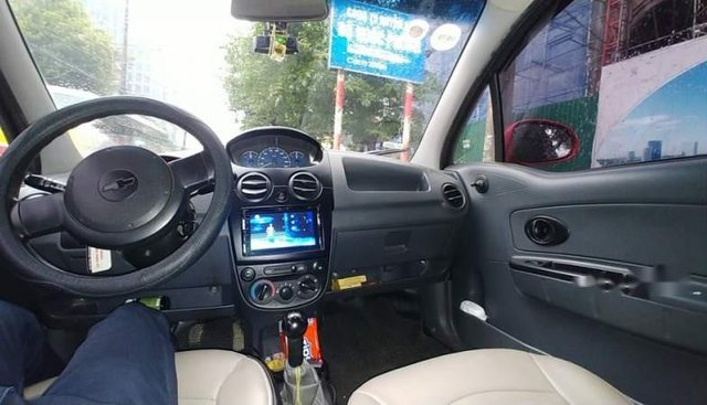 Cần bán lại xe Chevrolet Spark Van sản xuất năm 2011, 105tr