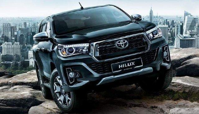 Bán Toyota Hilux đời 2019, nhập khẩu nguyên chiếc giá cạnh tranh