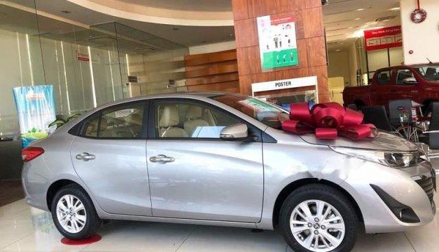 Bán ô tô Toyota Vios sản xuất 2019, màu bạc