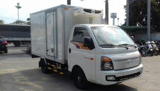 Hyundai Porter H150 đông lạnh 1,2 tấn mới 100% giao ngay