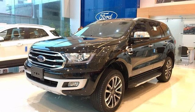 Bán Ford Everest 4x4 AT sản xuất 2019, xe nhập