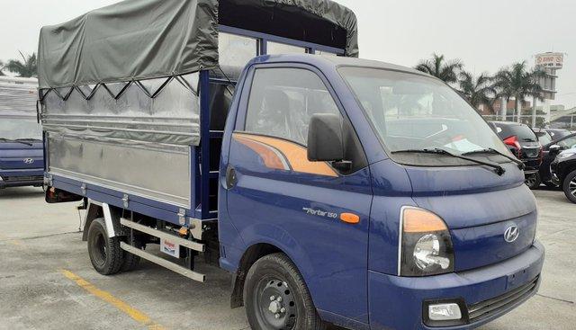 Bán Hyundai Porter đời 2019, màu xanh lam, giá 360tr