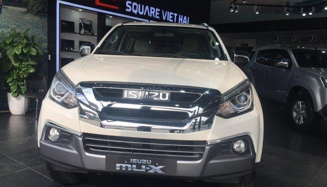 Isuzu MU-X giá tốt nhất miền bắc, nhập khẩu xe giao ngay