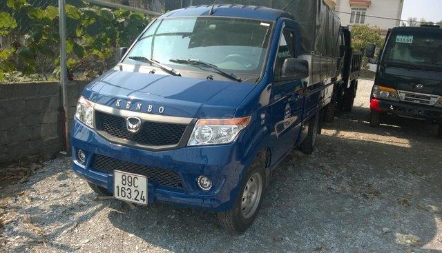 Bán xe tải nhỏ Kenbo 990kg khung mui, xe động cơ tiêu chuẩn châu âu, gầm bệ công nghệ Nhật Bản