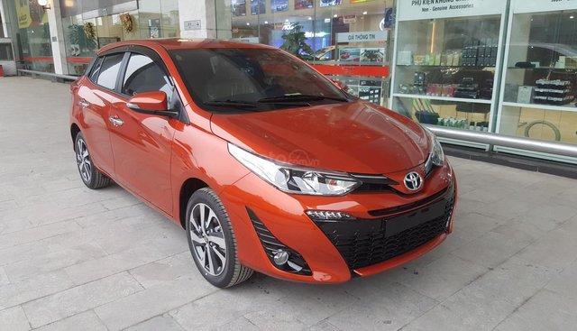Bán Toyota Yaris nhập khẩu giao ngay, chiết khấu tiền mặt, hỗ trợ mua trả góp