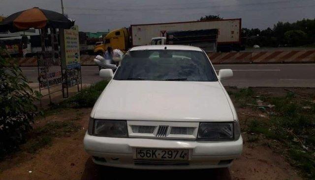 Bán xe Fiat Tempra đời 2001, màu trắng, 45tr