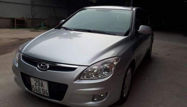 Bán xe Hyundai i30 đời 2008, màu bạc, nhập khẩu Hàn Quốc