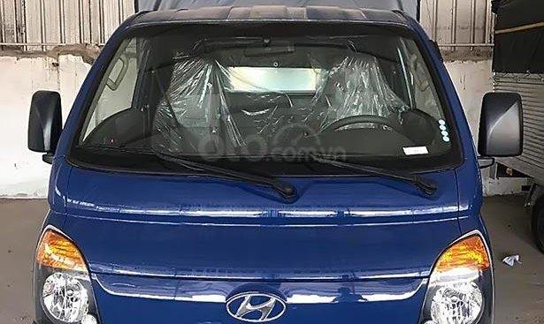 Cần bán xe Hyundai Porter 2019, màu xanh lam, động cơ mạnh mẽ