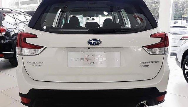 Cần bán Subaru Forester 2.0i-S EyeSight đời 2019, màu trắng, nhập khẩu