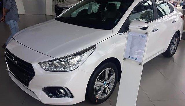 Bán Hyundai Accent 1.4 ATH năm sản xuất 2019, màu trắng, mới 100%