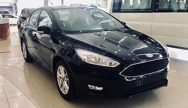 Bán Ford Focus 2019 mới được trang bị động cơ tăng áp 1.5L cho công suất lên tới 180 mã lực