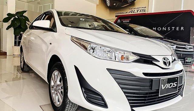 Bán ô tô Toyota Vios 1.5E MT đời 2019, màu bạc, mới 100%
