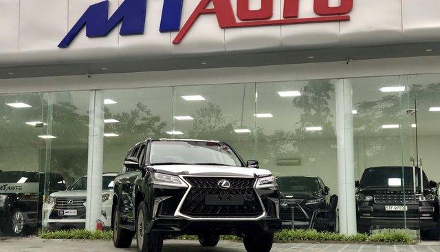 Cần bán Lexus LX 570s Super Sport sản xuất năm 2019, màu đen, Dubai, giao xe ngay, LH 093.798.2266