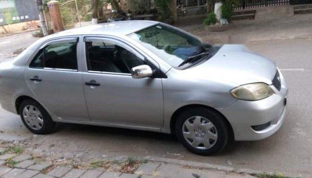 Bán ô tô Toyota Vios đời 2007, màu bạc giá cạnh tranh