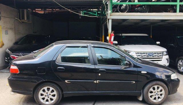 Bán ô tô Fiat Albea 1.6 sản xuất 2004, màu đen