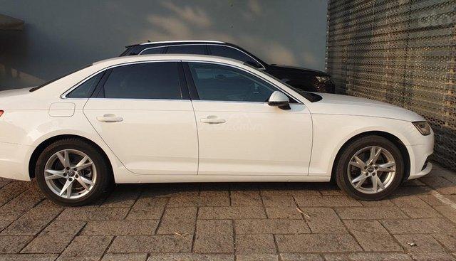 Bán ô tô Audi A4 đời 2016, màu trắng, nhập từ Nhật