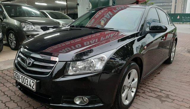 Bán ô tô Daewoo Lacetti CDX 1.6 AT năm 2010, màu đen, xe nhập