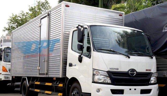 Bán xe tải Hino 5 tấn XZU730L năm 2018