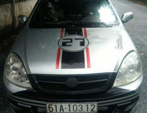 Bán ô tô Lifan 520 năm sản xuất 2008, màu bạc, xe đẹp, máy lạnh ok