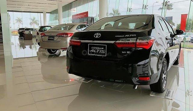 Bán Corolla Altis 2019 mới 100% - Thiết kế ngoại thất hiện đại, sang trọng, thể thao