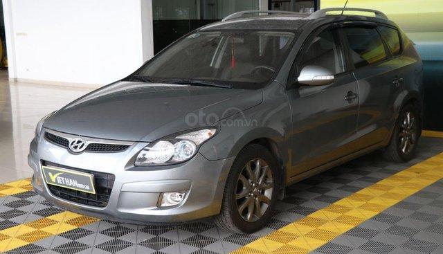 Bán xe Hyundai i30 1.6CW năm sản xuất 2010, màu xám (ghi), nhập khẩu nguyên chiếc, giá 406tr