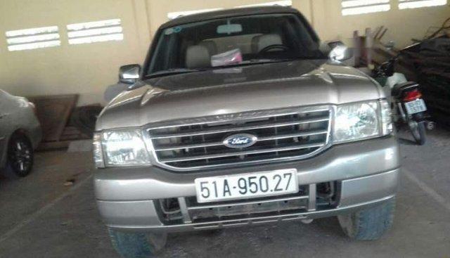 Cần bán lại xe Ford Everest sản xuất năm 2007, nhập khẩu, giá cạnh tranh