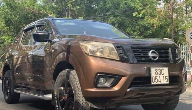Bán Nissan Navara 2016, màu nâu, nhập khẩu nguyên chiếc, đi được 72000km