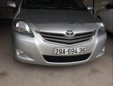Bán Toyota Vios năm sản xuất 2013, màu bạc chính chủ, giá chỉ 375 triệu