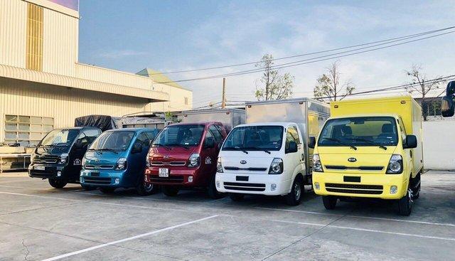 Xe tải Thaco Kia K250 2.4 tấn, hỗ trợ trả góp 75%, xe mới 100%