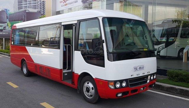 Bán Fuso Rosa 22 - 29 chỗ/động cơ Mitsubishi/trả góp 70% - LH 0938 900 846