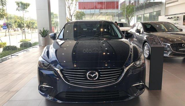 Bán Mazda 6 2.0 bản cao cấp 2019, giá tốt nhất thị trường