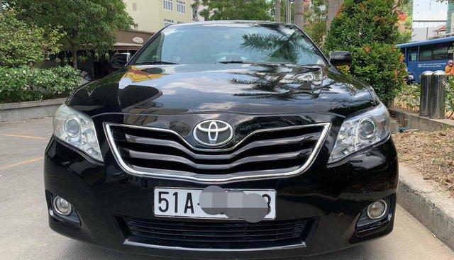 Bán Toyota Camry LE 2.5 SX 2009, màu đen, xe nhập, xe cực êm, chắc chắn