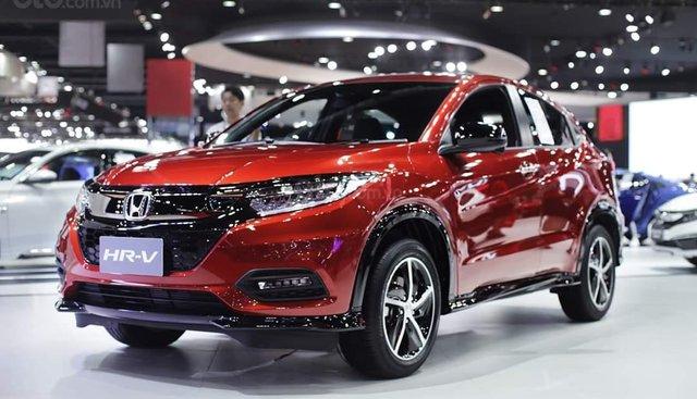 Honda HR-V L, màu đỏ, nhập khẩu. Bao góp trọn gói 250tr. LH 0933.683.056