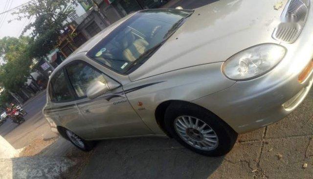 Bán xe Daewoo Leganza năm 1998, màu bạc, nhập khẩu