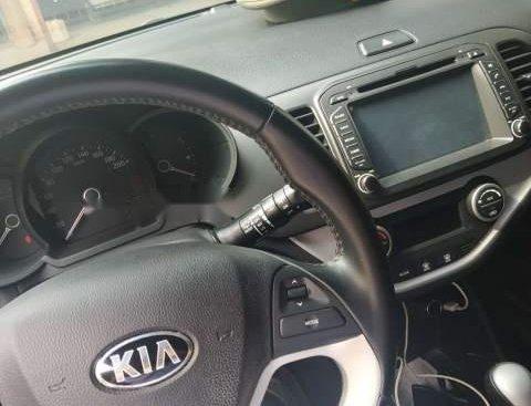 Cần bán xe Kia Picanto đời 2013, màu xám, chính chủ