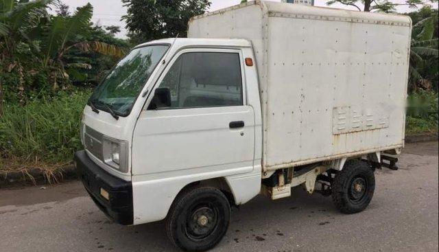 Cần bán gấp Suzuki Super Carry Truck đời 2010, màu trắng, 132tr