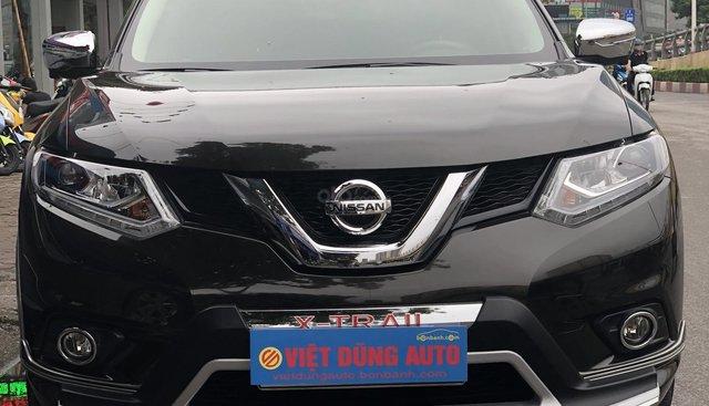 Bán xe Nissan X Trail đời 2018 chạy 20.000km