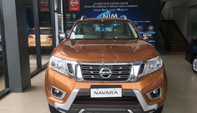 Bán Nissan Navara Navara VL Premium năm 2019, màu cam, xe nhập