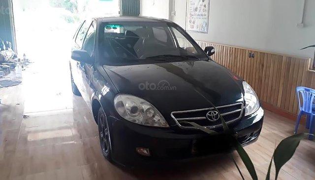 Cần bán Lifan 520 1.3 MT đời 2008, màu đen