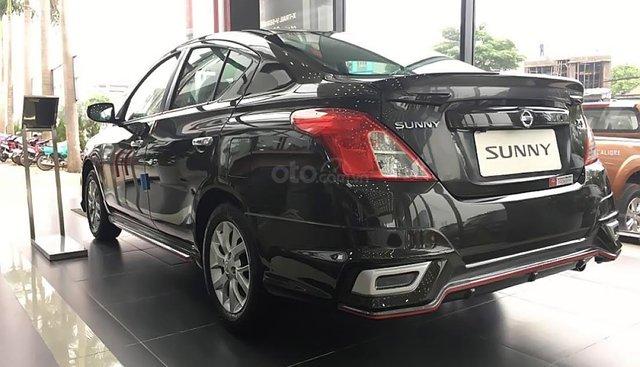 Cần bán Nissan Sunny XT Premium sản xuất 2019, màu đen