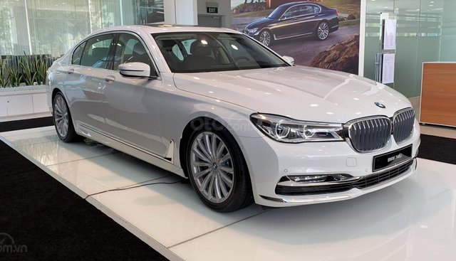 BMW 740Li 2019 - Xe hạng sang đầu bảng - Ưu đãi 80tr - Liên hệ 0938308393