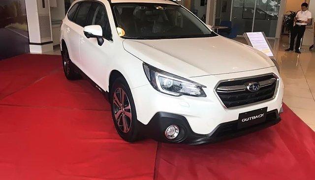 Bán Subaru Outback 2.5i-S đời 2018, màu trắng, nhập khẩu